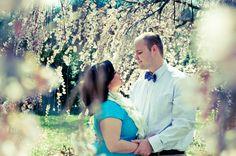 Engagement photo, Washington, D.C. National Arboretum, Cherry Blossom Festival, Make Your Mark Photography