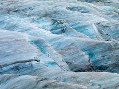 Iceland Glacier, by Stephen Johnson.