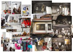 Fotonostalgia: Moje studio po pożarze...  http://www.psp.krakow.p...