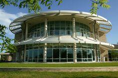 Austin College Campus - Wright Campus Center (2011)