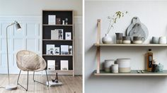 Nouvelle collection Hubsch etagere