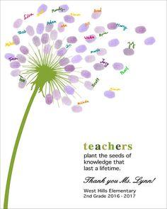 Lehrer-Geschenke-personalisierte individuelle