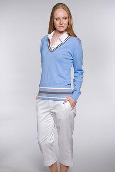 f1a35d2fc1 Cute golf outfit by Fairway  amp  Greene  jojob823 Ladies Golf