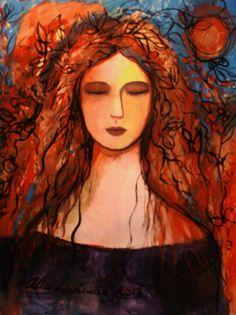 'Autumn'  Alice Lenkiewicz