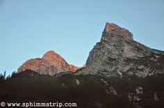 Visit Trentino, l'alba alla Malga Spora di Spormaggiore http://www.sphimmstrip.com/2014/08/visit-trentino-vivere-esperienza-di-un-alba-in-malga.html