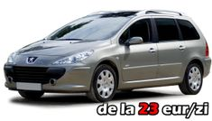 peugeot sw - rent_a car timisoara Ford Focus, Car Rental, Peugeot, Vehicles, Euro, Rolling Stock, Vehicle