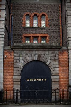 Guinness factory Dublin, Ireland - went there during st pattys day! She Wolf, Places To See, Beautiful Places, Travel Photography, Around The Worlds, Exterior, Dublin Ireland, Ireland Travel, Travel Posters