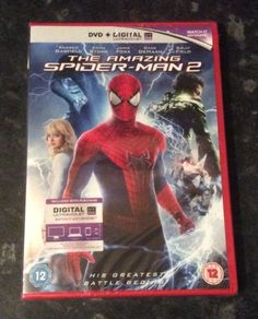 The #amazing #spider-man 2 dvd brand new & #sealed mint free post,  View more on the LINK: 	http://www.zeppy.io/product/gb/2/152089918963/