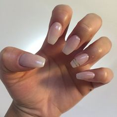 matte white ballerina nails with see through designs - Google Search