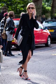 London Fashion Week Street Style | Once Upon a Time I Had a Thought