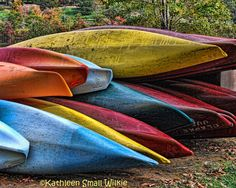 canoes,beach theme,colorful canoes,nautical theme,boat photography,home decor,wall art,unique gifts,gift idea,spring theme,Etsy find