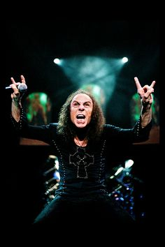 Ronnie James Dio watch out !
