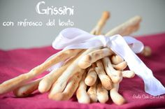 Grissini Rinfresco Lievito Naturale Madre