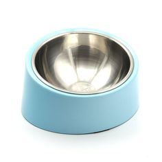Pet Supplies Well-Educated Super Design Dog Cat Bowls Melamine Stand Stainless Steel Pet Bowls For Small Sturdy Construction