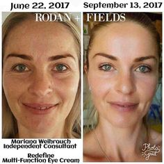 """A few months ago, I started using Redefine by Rodan & Fields. To be honest, I had never heard of R&F but my friend told me it was a great product line that was about to launch in Australia soon. I had tried many products but I have never found something to stick with. I tried Redefine and was so thrilled with the results! Within the first week, I noticed that my skin was better hydrated . After a few months, I happily go makeup free!"