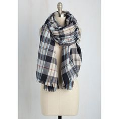 Planes, Trains, and Head Over Heels Scarf (€23) ❤ liked on Polyvore featuring accessories, scarves, winter scarf, long scarves, evening shawls, plaid shawl, tartan scarves and wrap shawl