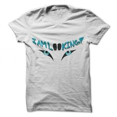 I AM LOOKING T-Shirt Hoodie Sweatshirts aiu. Check price ==► http://graphictshirts.xyz/?p=51797