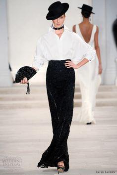 Ralph Lauren Spring/Summer 2013 Ready-to-Wear | Wedding Inspirasi