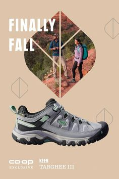 purchase cheap e3bb5 70d45 Women s KEEN Targhee III Mid WP Hiking Shoes The tougher the trail  conditions, the happier