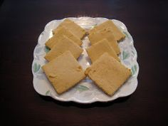 Z's Starch Free Recipes: Z's SHORTBREAD CRACKERS