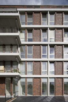 Scheepskwartier  Design: Geurst & Schulze architecten  Commissioner: De Key/Far west, Stadgenoot