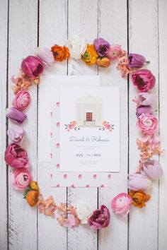 Modern Spring Time Chic Wedding Ideas
