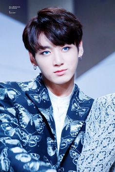 Jungkook ~ Stare at me like that and I fall in hallucinations