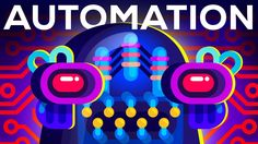 The Rise of the Machines – Why Automation is Different this Time - Kurzgesagt!