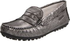"""Primigi Brad 1-E Loafer FA11 (Toddler/Little Kid/Big Kid) Primigi. $33.50. Rubber sole. Measurements: 0.5"""" heel. Width: M. This shoes / sandals / boots style name or model number is Brad 1-E. leather. Material: Leather Upper and Man-Made Outsole. Color: Nero Metallic"""