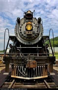SOU 630 Southern Railway Steam 2-8-0 at Chattanooga, Tennessee by Jordan Hood