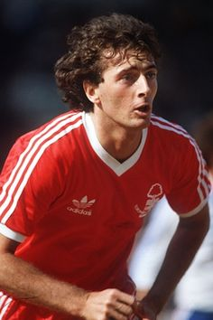 Trevor Francis, England's first £1million player.