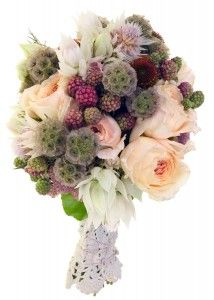Rustic, natural bouquet