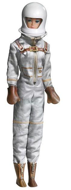 Barbie Astronauta la primera Astronauta fue Rusa pero la primera muñeca Barbie los sesentas y la era espacial