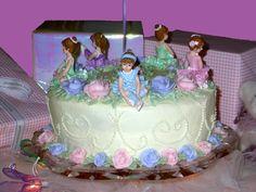 Ballerina Birthday Cake | Alice in Wonderland