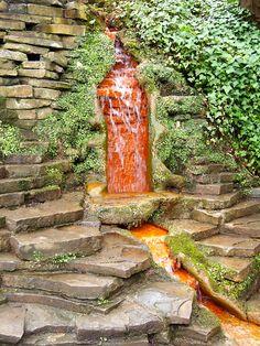 Chalice Well - Glastonbury, England