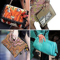 The Most Drool-Worthy Handbags From Milan Fashion Week