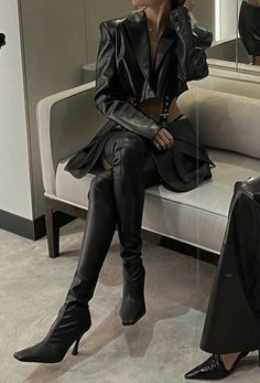 Teen Fashion Outfits, Look Fashion, Girl Fashion, Indie Fashion, Modern Fashion, Cute Casual Outfits, Stylish Outfits, Looks Black, Facon