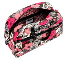 Travel Overnighter | Vera Bradley Probably one of my top three favorite patterns.