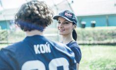 Otwarcie sezonu 2014 Hrabiny vs KSB Wrocław  #softball #baseball #wroclaw #snapback