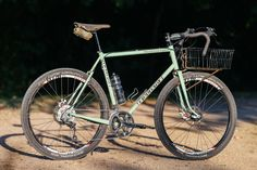 Elephant Bikes National Forest Explorer with Gevenalle Shifting