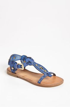 ZIGIgirl Elena Sandal available at #Nordstrom soon to have them
