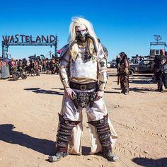 Wasteland todo o caos de Mad Max em um festival