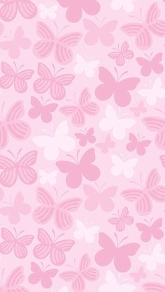 Pattern Pink Wallpaper Iphone, Butterfly Wallpaper, Pastel Wallpaper, Cellphone Wallpaper, Screen Wallpaper, Wallpaper Backgrounds, Iphone Wallpaper, Cute Backgrounds, Cute Wallpapers