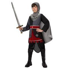 Disfraz de caballero medieval infantil #disfraces #costumes #medieval