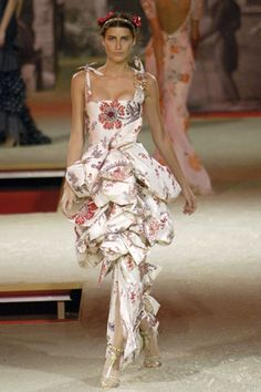 Christian Lacroix Spring 2006 Couture - Collection - Gallery - Style.com