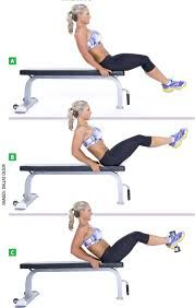Those 10 sit-ups during the week really do not make a difference. You will have to do a little more for a nice summer belly. These 8 abdomi...