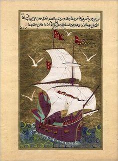 Egyptian Drawings, Islamic Paintings, Rare Images, Ottoman Empire, Illustrations, Illuminated Manuscript, Islamic Art, Indian Art, Art And Architecture