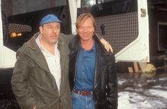 Great truck driver TV series from Germany in the 80's: 'Auf Achse'