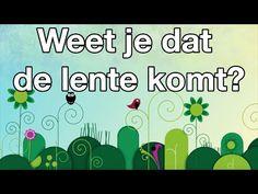 Weet je dat de lente komt (Pasen) - Elly en Rikkert (met tekst) - YouTube