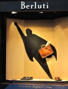"""""""It's a Bird...It's a Plane...It's S......OOPS........., It's Berluti"""", pinned by Ton van der Veer"""